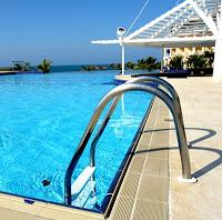 Piscinas y accesorios escaleras de piscina - Piscina acero inoxidable precio ...
