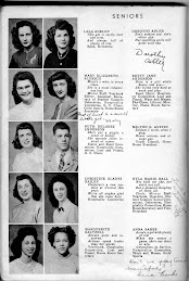 Class of 1947 Senior Photos