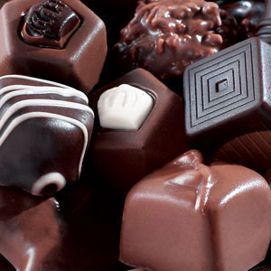Chocolates Help Nobel Prize Winning