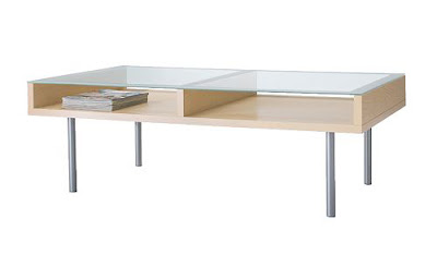 Luxury furniture for less ikea magiker coffee table for Luxury furniture for less