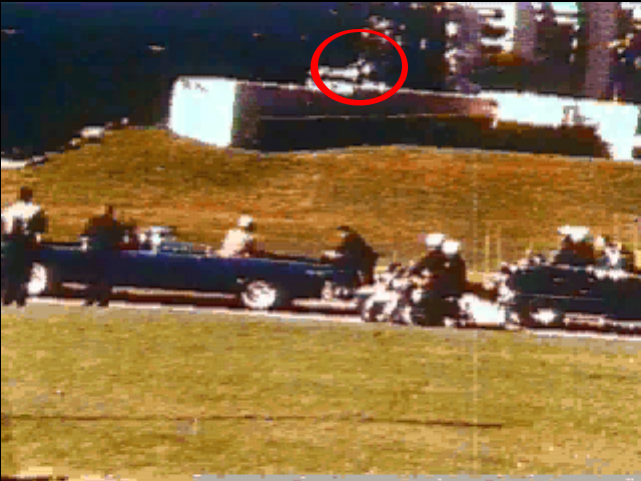 JFK Assasination Original Clip,