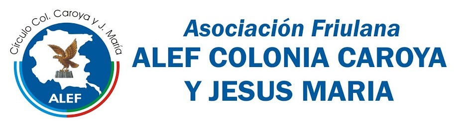 Alef Colonia Caroya