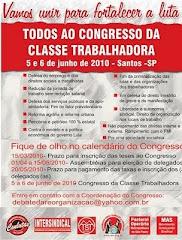 CONCLAT - Congresso da Classe Trabalhadora