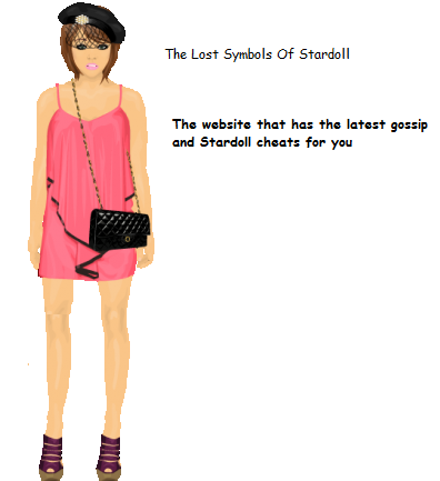The Lost Symbols Of Stardoll