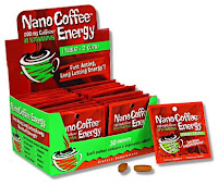 Nano Coffee Energy