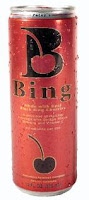 Bing Energy Drink - 12 Ounce Can