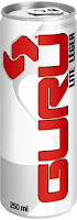 Guru Lite Energy Drink