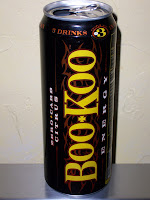 BooKoo Citrus Zero Carb