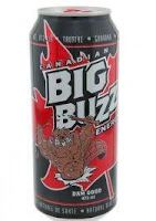 Beaver Buzz Big Buzz Energy Drink