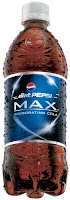 Diet Pepsi Max - 20 Ounce Bottle