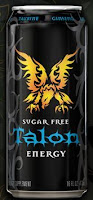 Talon Sugar Free Energy Drink
