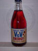Sugar Free Berry Vim & Vigor Energy Drink