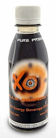 XO Vanilla Energy Drink