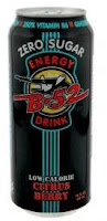 B-52 Energy Drinks - 16 Ounces