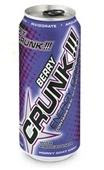 Crunk Berry Energy Drink
