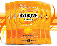 Hydrive Energy Chews - Orange Burst