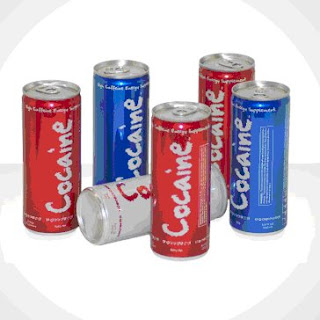 Cocaine Energy Drink on Sale!