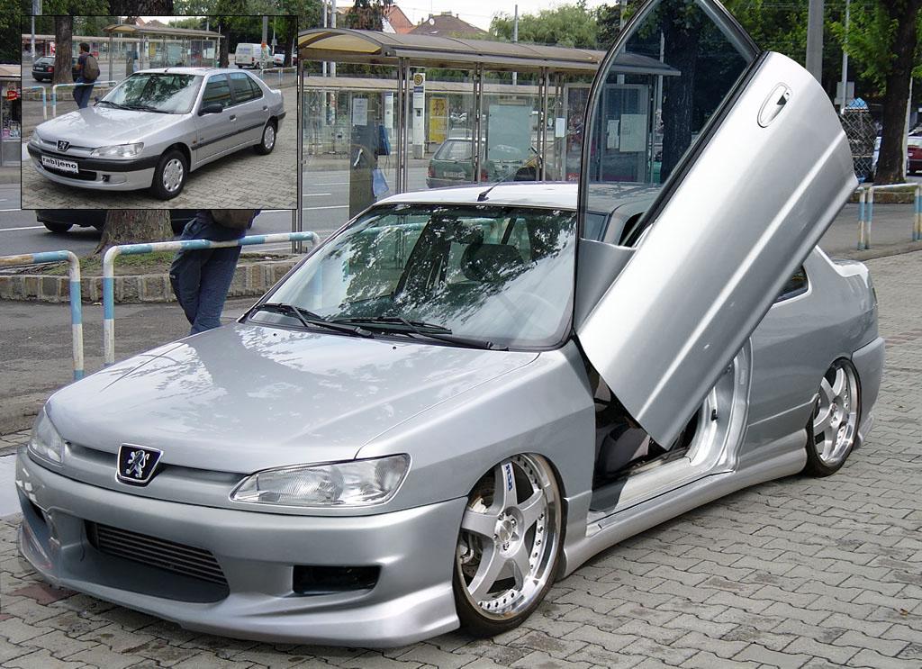peugeot 306 gti turbo. Espectacular Peugeot 306