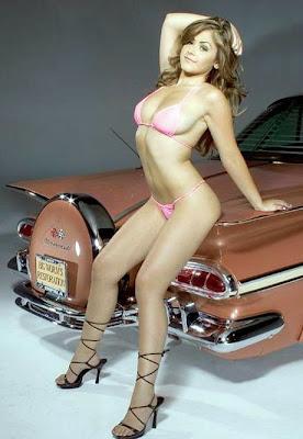 Chicas calientes auto pic tira
