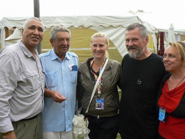 Sziget 2009, Az élő Szahara