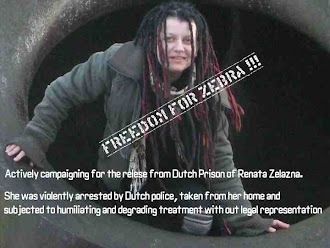 Renata Zelazna is free!!!