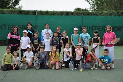 La fête du tennis 2010 au tennis club de mons