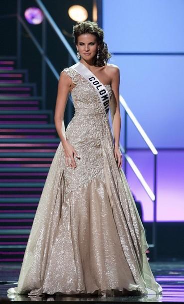 Miss Universe 2010 Contestants Evening Gowns Aug 19 2010 Part