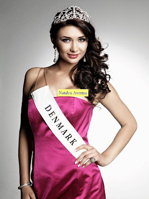 Miss World Denmark 2010, Natalya Averina