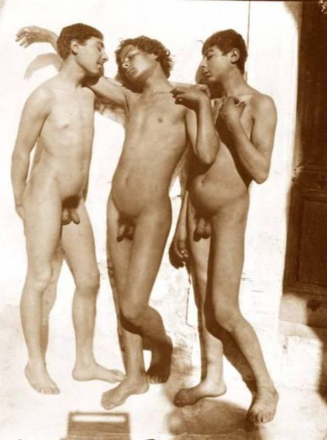 nude scenes in watchmen