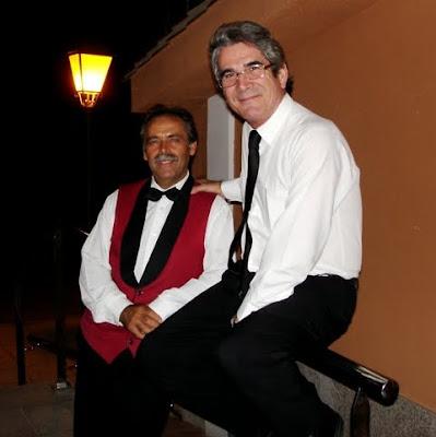 Manolo Alguacil y José Gallardo (c)2009 Julio Portero