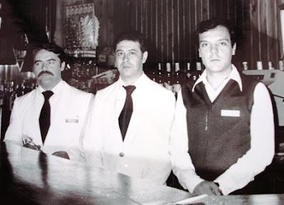 Personal de cafetería del Hotel Don Gonzalo (c) Julio Portero