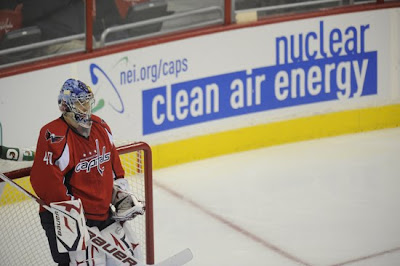 Washington Capitals Semyon Varlamov