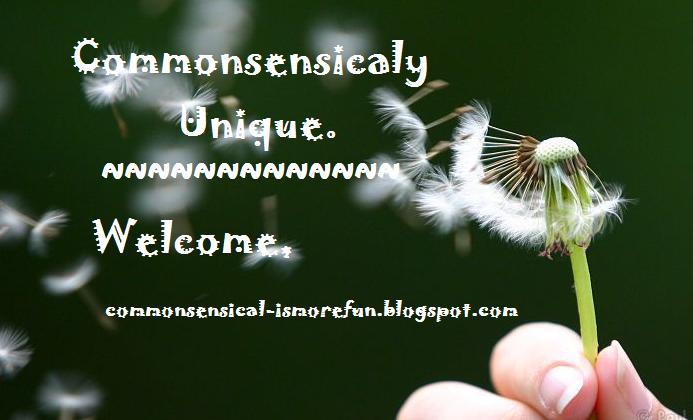 Commonsense has its limits