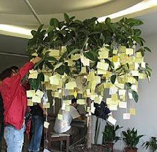 no dejes que tus sueños caigan del árbol.