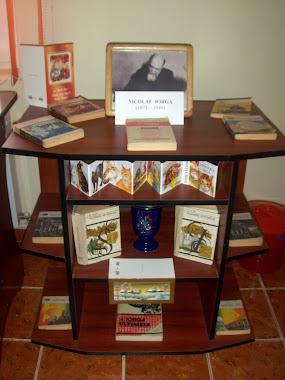 """Biblioteca """"Nicolae Iorga"""" - In memoriam"""