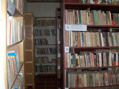 """Biblioteca """"Nicolae Iorga""""-O lume a cartii!"""