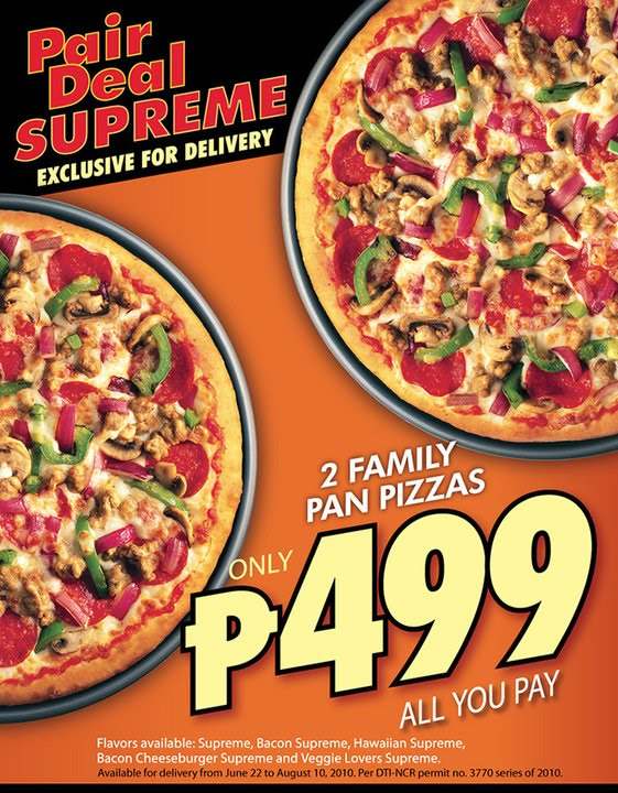 Hut Philippines http://allaboutfreebies.blogspot.com/2010/06/pizza-hut ...