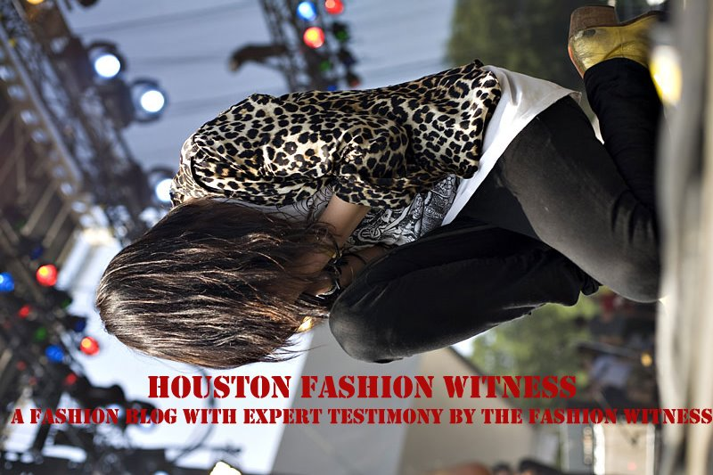Houston Fashion Witness