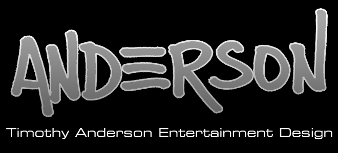 Timothy Anderson Entertainment Design