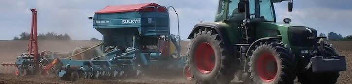 Maszyny rolnicze SULKY: rozsiewacze, siewniki i agregaty
