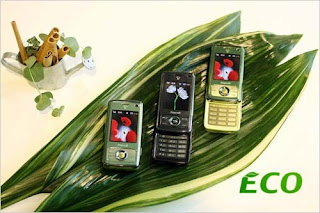 Samsung Corn Plastic Environment-Friendly Mobile Phones