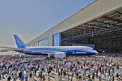 Boeing Strike