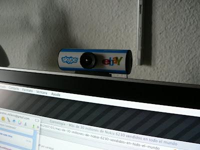 eBay Skype