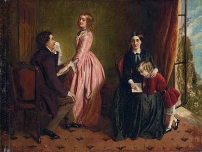 mother spanking governess