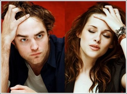 robert pattinson y su novia. robert pattinson y su novia.