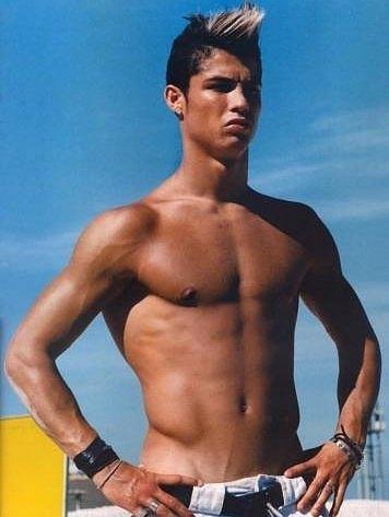 Cristiano Ronaldo Pics on La Madre Biologica Del Hijo De Cristiano Ronaldo Es Una Joven Inglesa