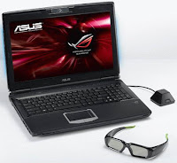 Notebook Asus Modelo G51J