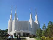 D.C. temple trip