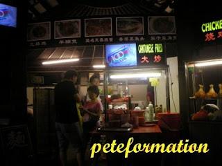 Peteformation foodie adventure dataran sunway kota for Food bar kota damansara