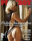 Flvia Alessandra na Playboy Dezembro